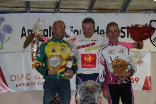 Alain champion d'Occitanie
