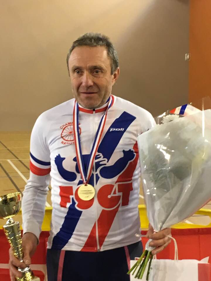 Alain double champion de France
