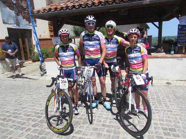 4 coureurs du CSL