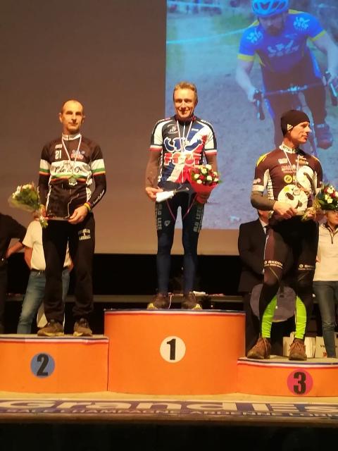 Alain champion de France