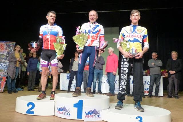 Alain Lagrange champion de France